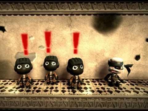 LittleBigPlanet MGS Extended Encounter (GFX&Viral mix).avi