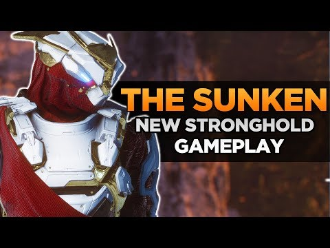 Anthem The Sunken | New Stronghold Gameplay GM3 | No Commentary