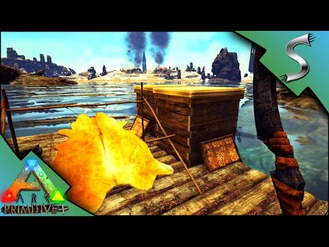 BEE FARM! TANNING RACK! OBSIDIAN TOOLS! - Ark: Primitive Plus [Gameplay E2]