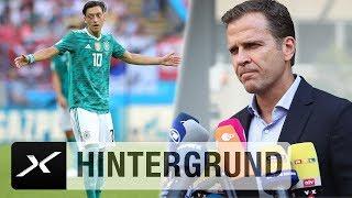 Debatte um Mesut Özil: Oliver Bierhoff gießt Öl ins Feuer | DFB-Team | SPOX