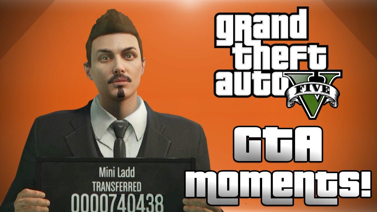 Mini Ladd Gta 5 Character
