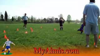 Video Soccer Drill for kids - Touch the Cones youtube video clip download MP3, 3GP, MP4, WEBM, AVI, FLV Desember 2017