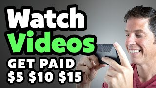 5 Apps Pay You To Watch Videos and Do Nothing!