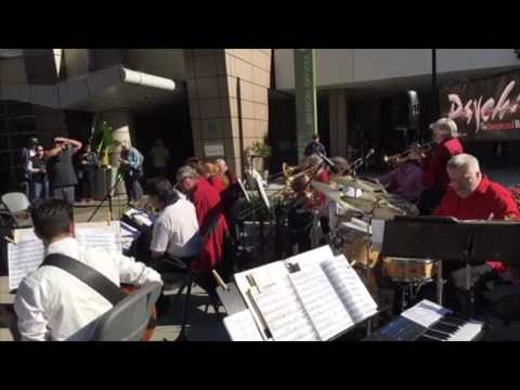 Psych! Big Band at Kaiser West Los Angeles 12/19/16
