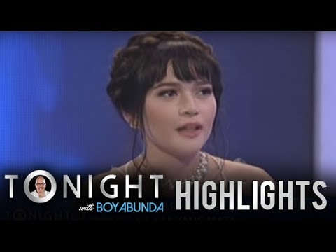 TWBA: Bela Padilla opens up about her eye condition