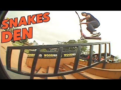 Snakes Den | Woodward East