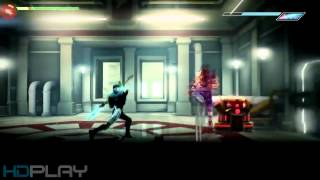 STRIDER (2014) Gameplay - Reboot of the Famous Ninja Side Scroller Action Game