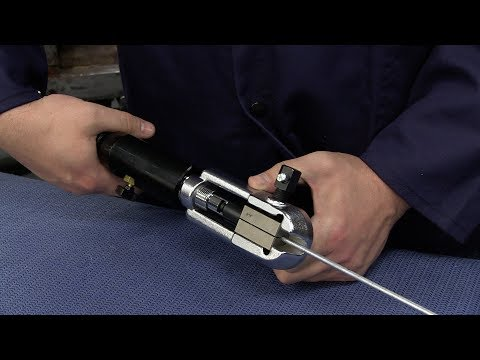 How To Flare Brake & Fuel Lines with Hydraulic Flare Tool from Eastwood