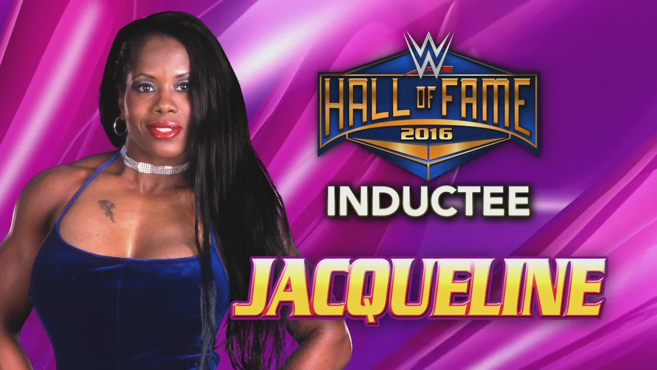 Download Jacqueline joins the WWE Hall of Fame Class of 2016