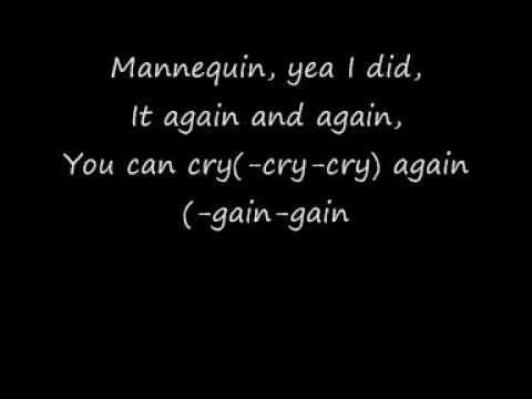Britney Spears - Mannequin (With Lyrics)