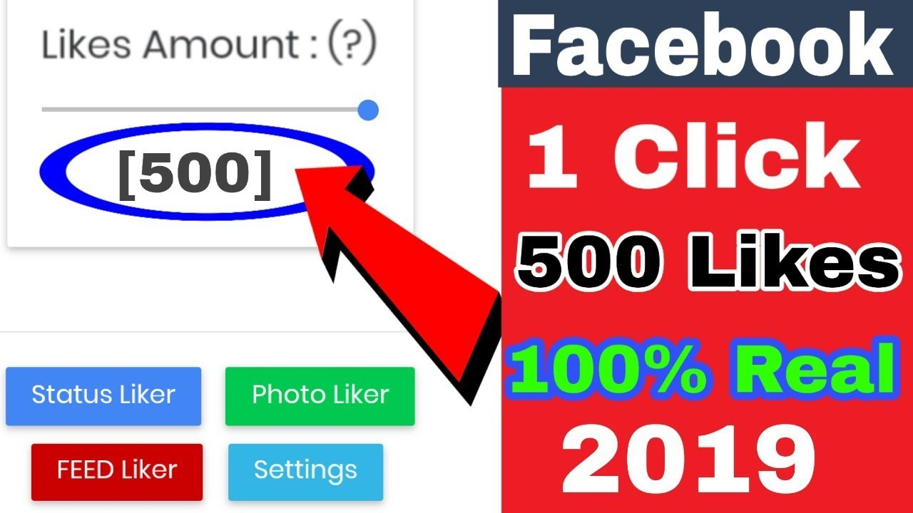 Facebook Post Pe 1 CLICK में 500 Likes | Best Fb Auto Liker | New Fb Liker  | by TECHNICAL DHIRAJ