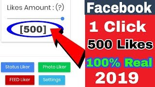 Facebook Post Pe 1 CLICK में 500 Likes Best Fb Auto Liker New Fb Liker by TECHNICAL DHIRAJ