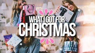 WHAT I GOT FOR CHRISTMAS 2016!! // Christmas Haul 2016
