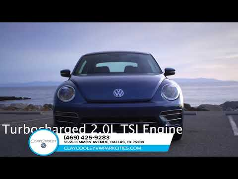 2018 Volkswagen Beetle Frisco Tx Dealership Garland