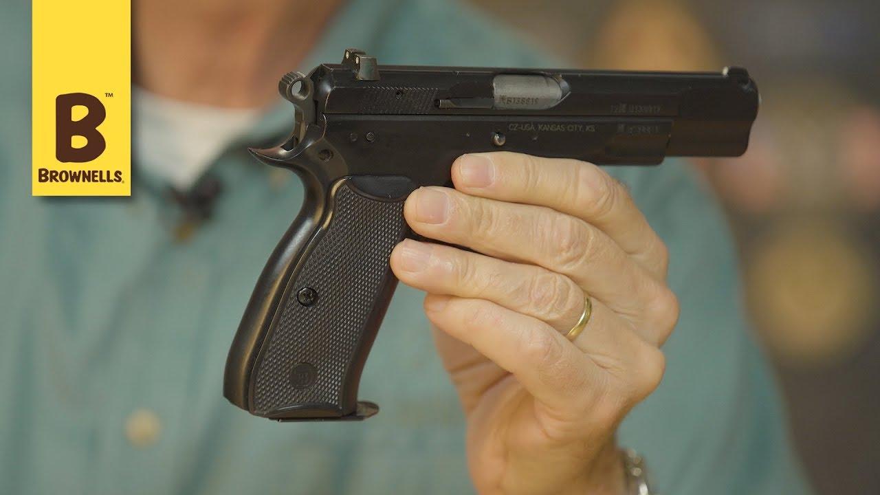 From the Vault: CZ 75 Pistol