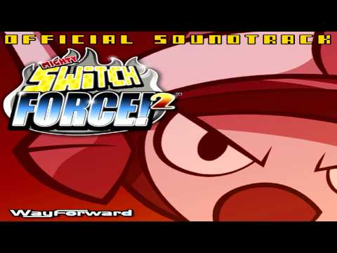Mighty Switch Force 2 OST - 15 Credits (Rescue Girl) Extended