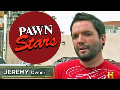 A Day to Remember on 'Pawn Stars' - Remember When?