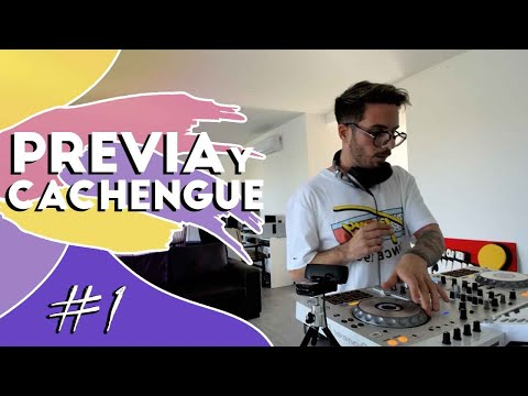 PREVIA y CACHENGUE #1 - Enganchado Primavera 2019 - Fer Palacio