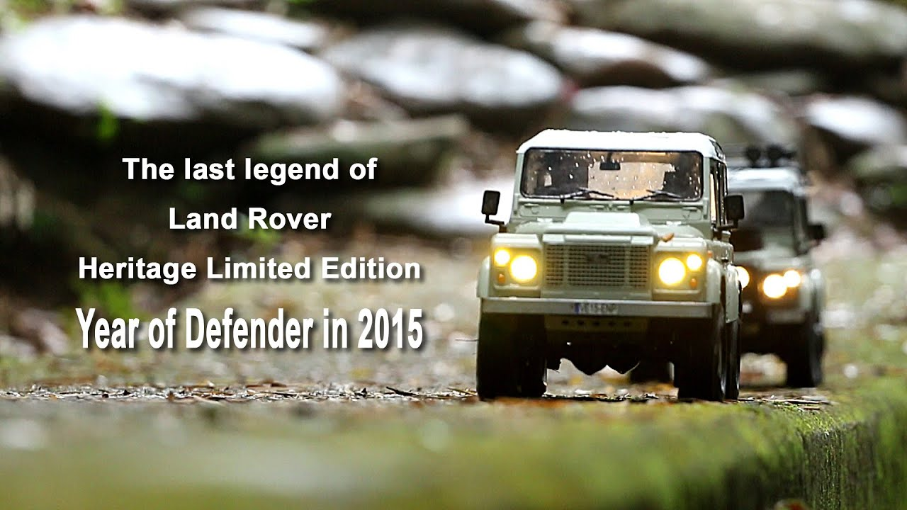 Worksheet. The last legend of Land Rover Heritage Limited Edition  Year of