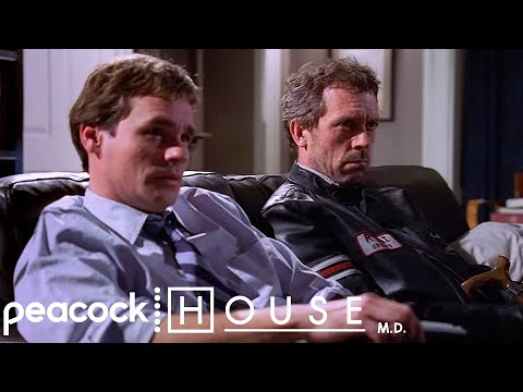 At Home With House And Wilson | House M.D.