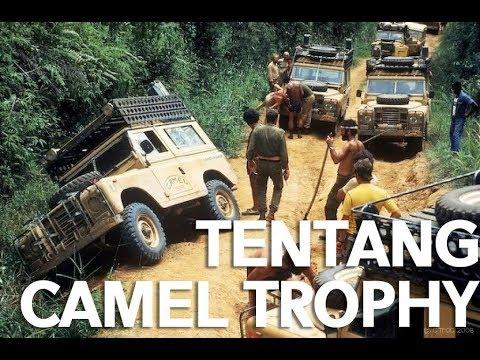 HISTORY DEFENDER DI CAMEL TROPHY Part 2
