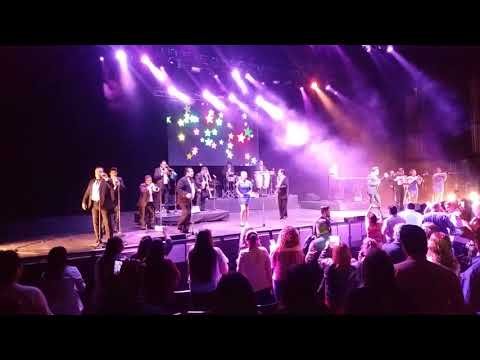 Los Angeles Azules Juventud Verizon Theater Grand Prairie Texas