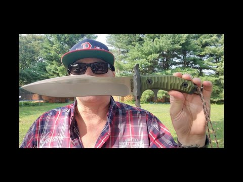 Rambo Last Blood Heartstopper knife review