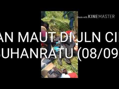 Kecelakaan maut di jln Cikidang km pelabuhanratu Sukabumi ...