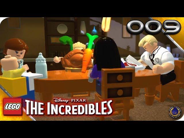 LEGO DIE UNGLAUBLICHEN 💪 [009] Familie im Brennpunkt