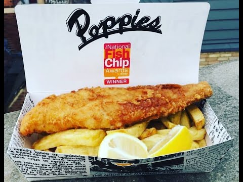 Poppies Fish & Chips  (Famous In London)