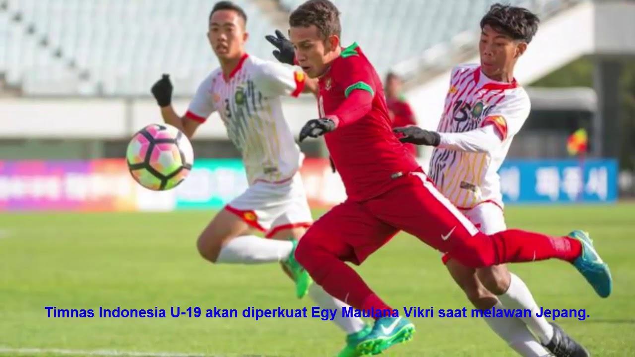 Harga Tiket Timnas Indonesia U 19 Vs Jepang