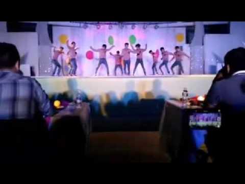 JGC dance