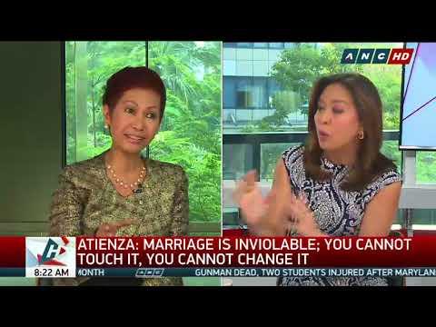 Do Filipinos need a divorce law?