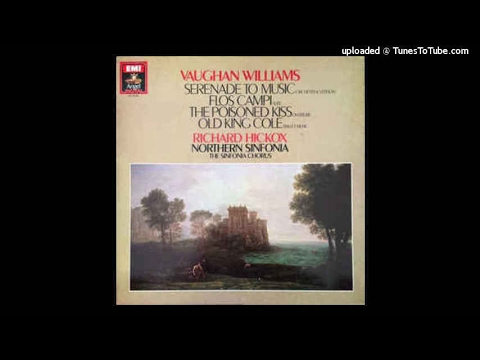 Vaughan Williams : Old King Cole, Ballet for orchestra and o
