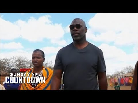 Chargers coach Anthony Lynn fulfilling a dream with his efforts in Tanzania | NFL Countdown