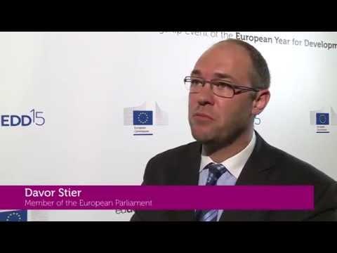 EDD15 - Buzz - Davor Stier - How can development cooperation fight corruption?