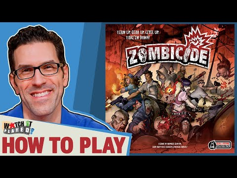 Zombicide - How To Play