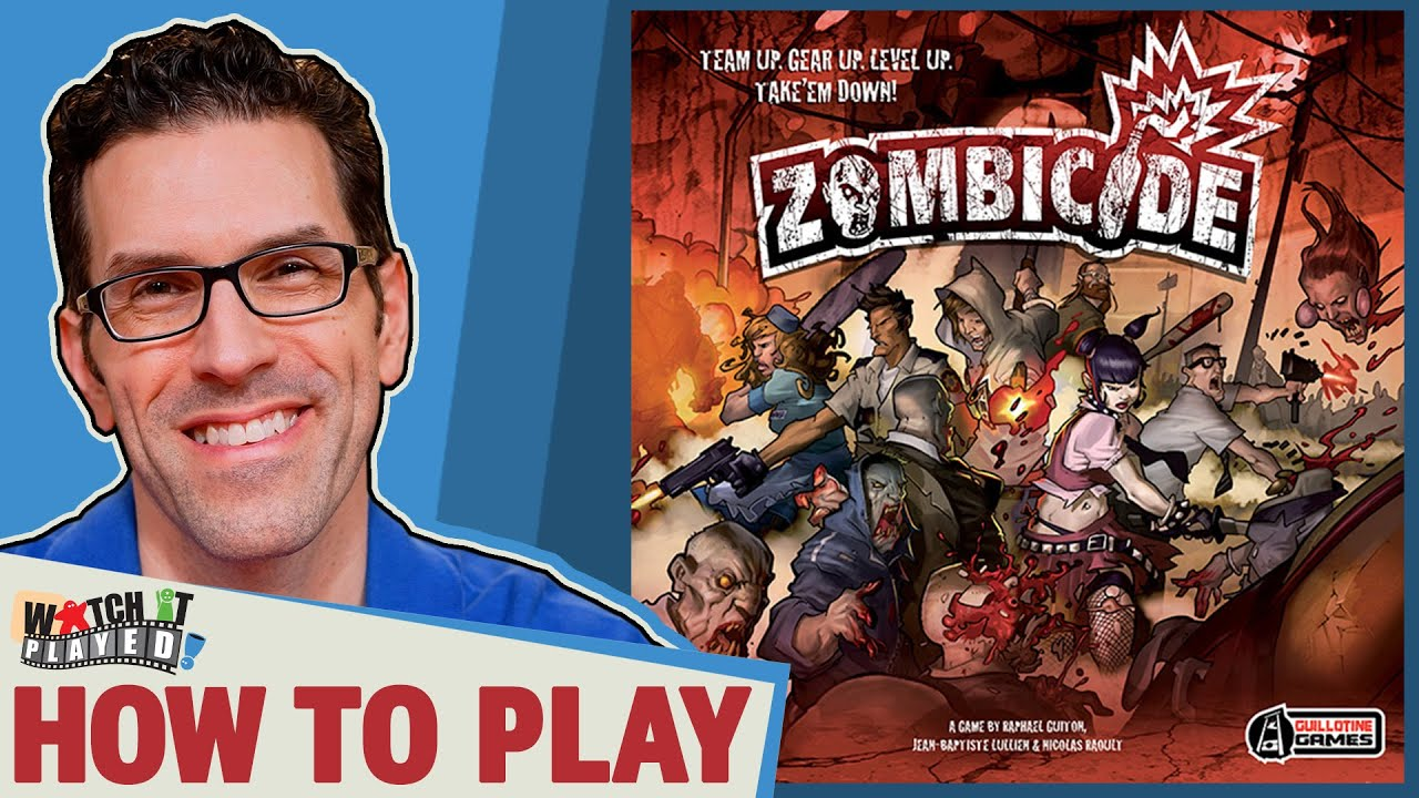 Zombicide – How To Play