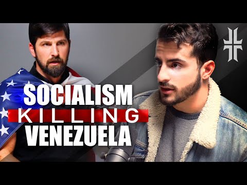 How to Destroy a Prosperous Country | Interview w/ a Venezuelan