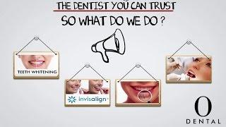 Sydney Cosmetic Dentist in Zetland - O Dental (02) 9538 0080