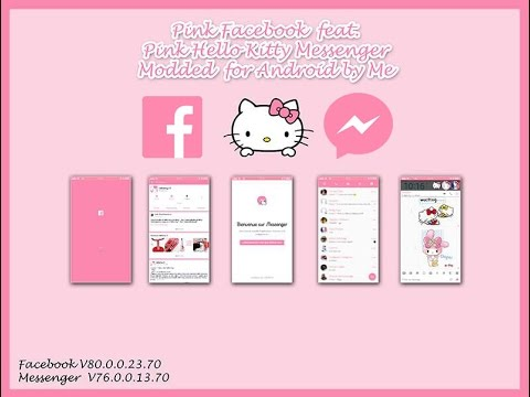 Hello Kitty Messenger For Android Youtube