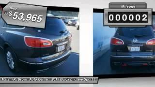 2015 Buick Enclave San Diego CA 215055