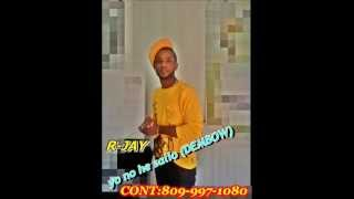R-JAY HD - yo no he salio. (chimbala prod) (tepica prod). VIDEO..