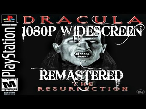 DRACULA RESURRECTION CUTSCENES 1080P
