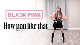 BLACKPINK - 'How You Like That' Dance Cover | Ellen and Brian