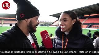 Pires Scored Two Great Goals & Essien Has Still Got It! (Troopz)   Kanu Cup