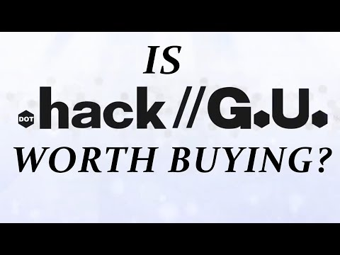 Is .hack//G.U. Last Recode Worth Buying? (Dot Hack Review)