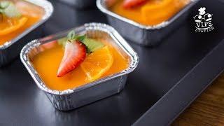 เค้กส้มหน้านิ่ม ส้มเน้นๆ เปรี้ยวจิ้ดชุ่มช่ำปอด - [ทำอะไรกินดี] EP.33