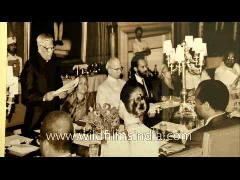Rare collection of pictures in Rashtrapati Bhavan archive