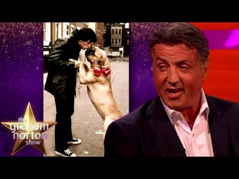 Sylvester Stallone Had To Sell His Dog To Feed His Family | The Graham Norton Show